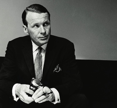 Image of David Ogilvy, The Original Ad Man
